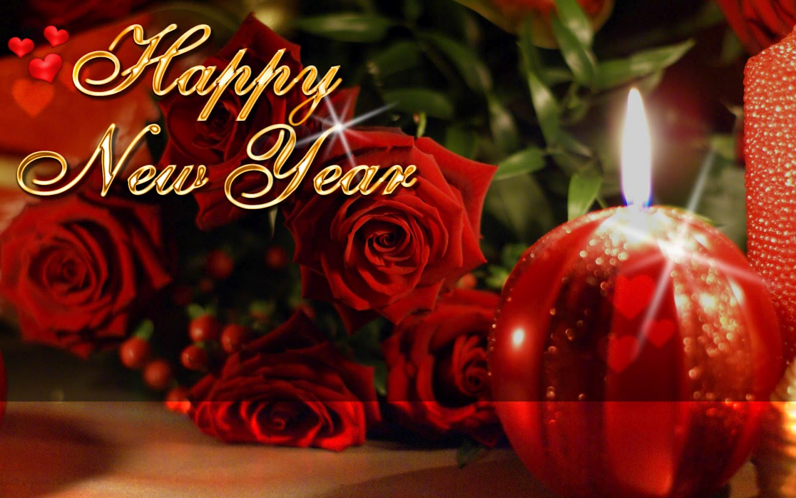 happy new year my friend gif  