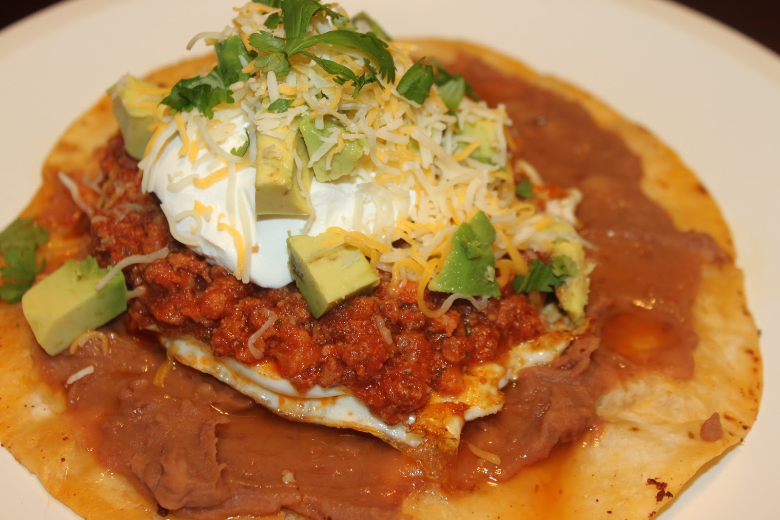 Julie Bakes A Lot!: Huevos Rancheros!