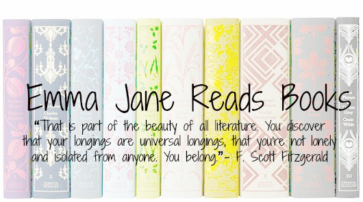 Emma Jane Reads Books