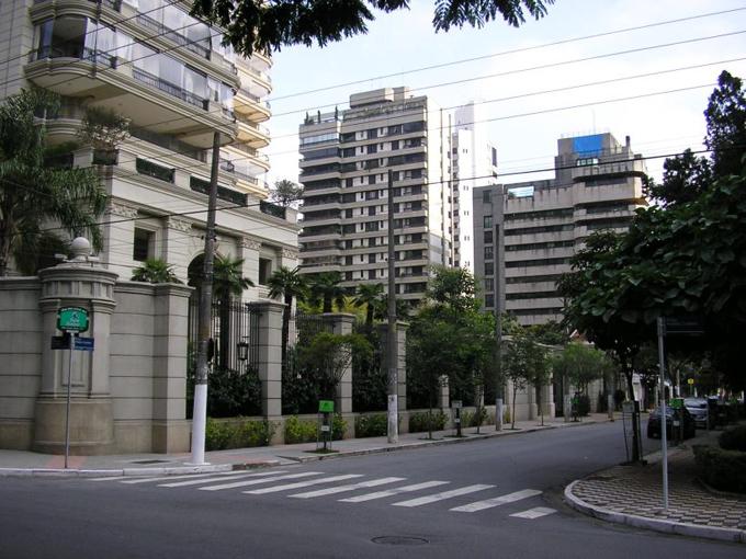 Vila Nova Conceição - São Paulo