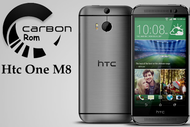 carbon rom Htc one M8