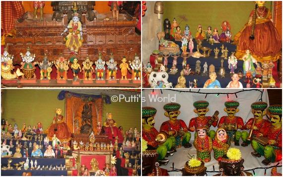 Navaratri  Bombe Habba Doll Festival
