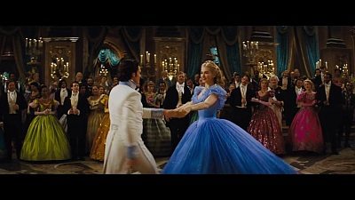 Cinderella (2015 / Movie) - US Trailer 2 - Screenshot