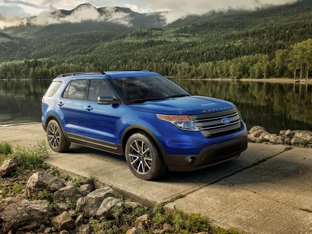 2015 Ford Explorer XLT Offers Enhanced Features at Great Value