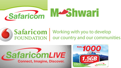 Safaricom the leading communcation company in kenya