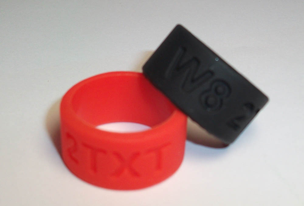 thumb stock and no t band texting or custom rings metropcsphotowrstbandsandthumbbands drive don bands in wholesale text