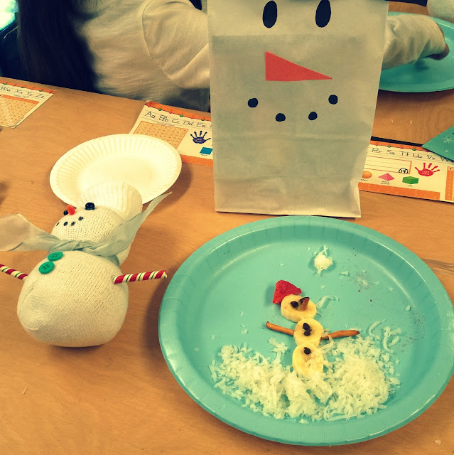 frosty the snowman crafts