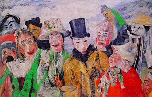 Pintor: James Ensor