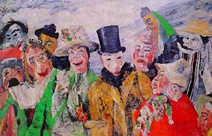 Pintor: James Ensor