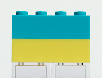 Medium Azure [BrickLink name]