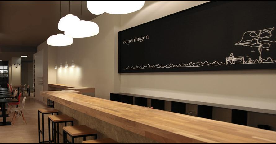Cenar en valencia 2 copenhagen con la realidad en los - Restaurante copenhagen valencia ...