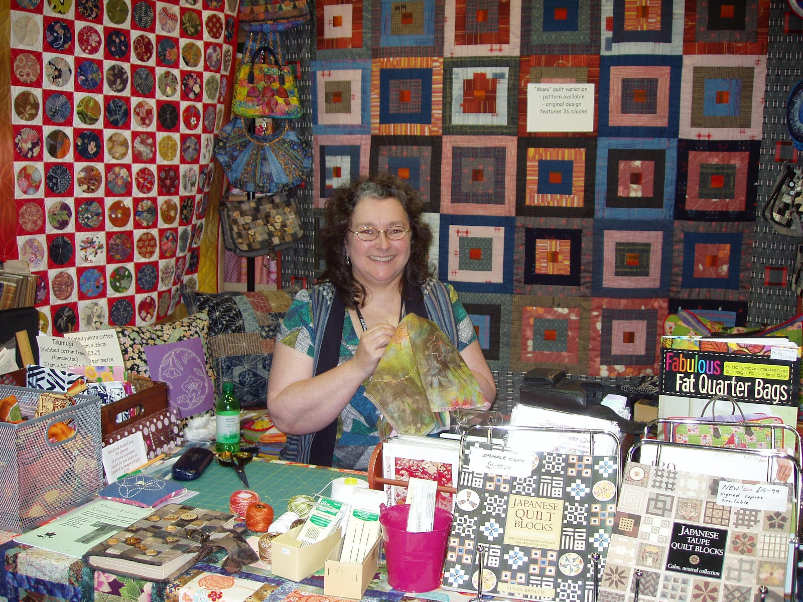 sashiko and other stitching: The National Quilt Championships ... : sandown quilt show - Adamdwight.com