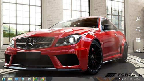 Forza Motorsport 5 Theme For Windows 7 And 8 8.1