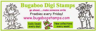 Bugaboo Digi Stamps