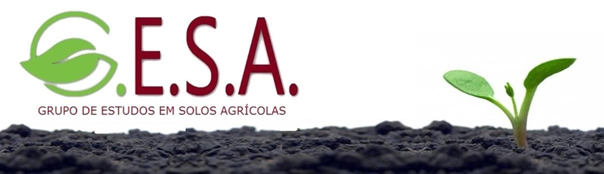 GESA - GRUPO DE ESTUDOS EM SOLOS AGRÍCOLAS