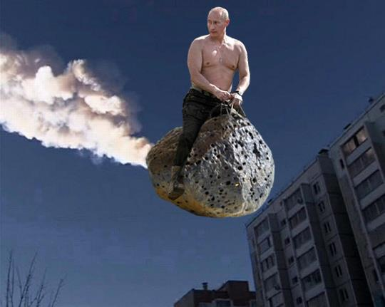 Dissecting the Russian Meteor Phenomenon