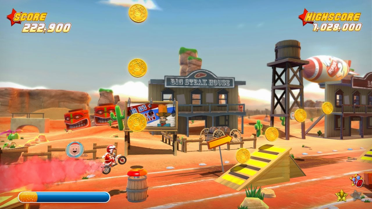 JOE DANGER SCREENSHOT