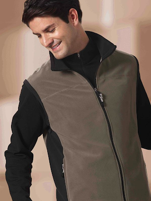 Stylish Microfleece Vest