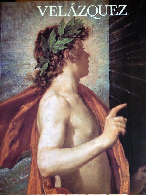 Portada del libro de la exposición de Velazquez en el Prado