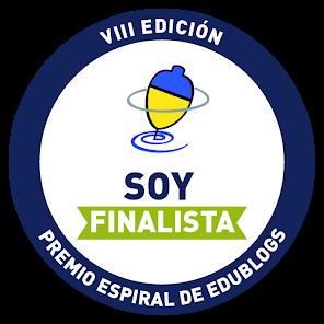 """GANADOR 2º Premio Espiral 2014 en la categoría """"Blogs de Alumnos de Secundaria"""""""