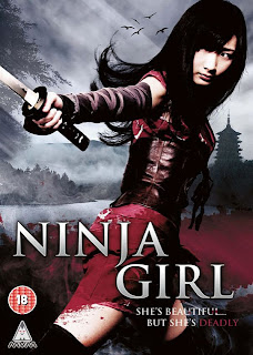 The Kunoichi: Ninja Girl (2011) DVDRip 450Mb Free Movies