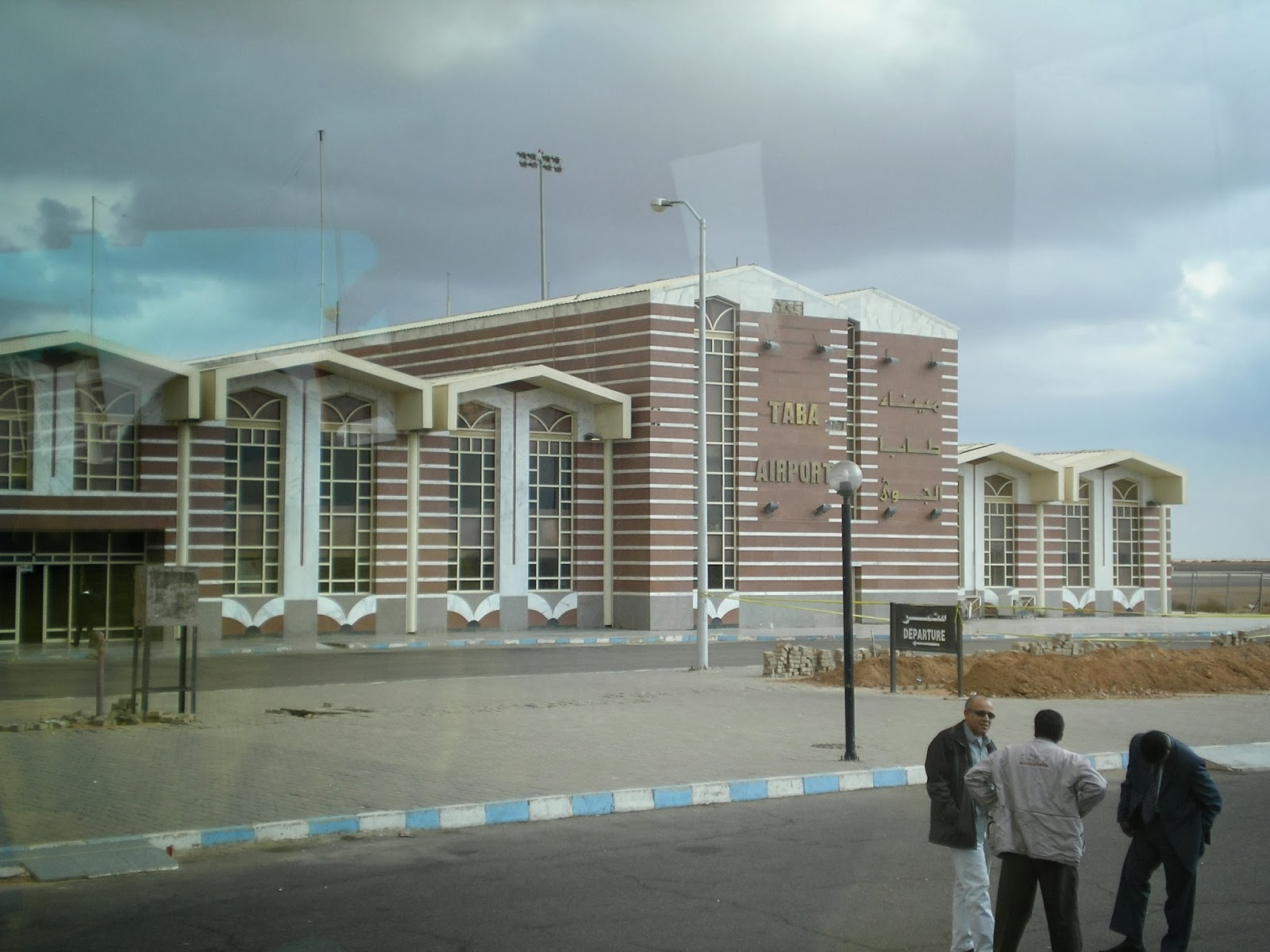 Taba airport