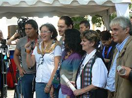 "Premio Municipal ""Fabricio Ojeda"" 2008"