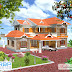 5 BHK TRADITIONAL STYLE KERALA HOUSE