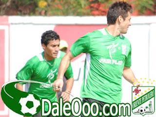 Oriente Petrolero - Alcides Peña, Ronald García - DaleOoo.com sitio Club Oriente Petrolero