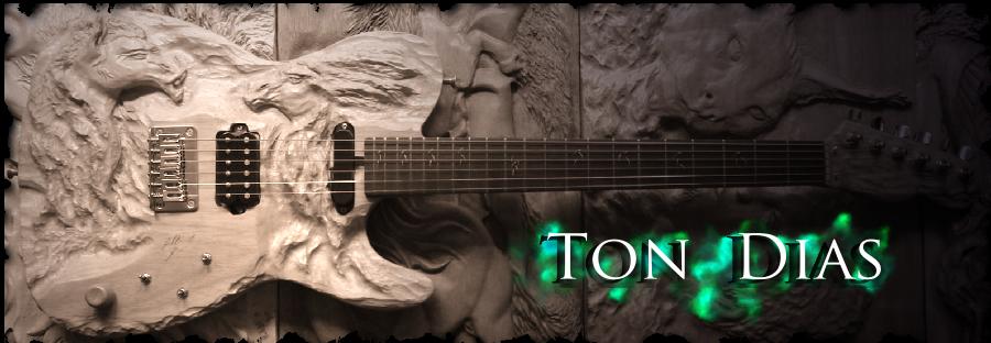 Ton Dias (Luthier BH) - Guitarras personalizadas e arte com madeira