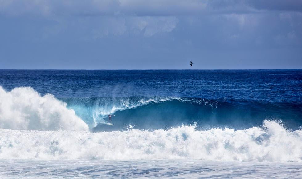 Billabong Pro Tahiti 2014 Josh Kerr Foto ASP Will H S