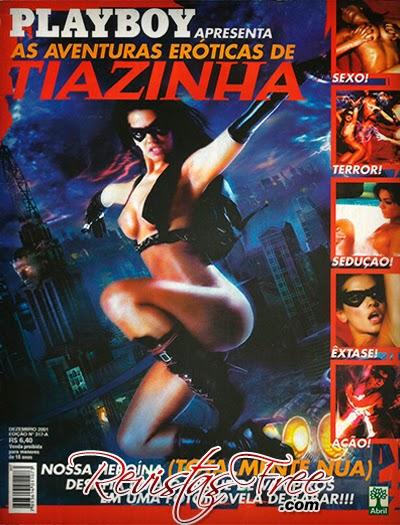 Playboy Especial - As Aventuras de Tiazinha