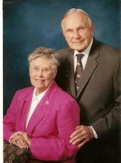 Virginia and Eugene Ruehlmann