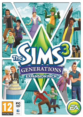 TheSims3GenerationsPC Download The Sims 3 Generations RELOADED (PC)
