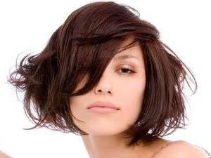 Объемная укладка для волос