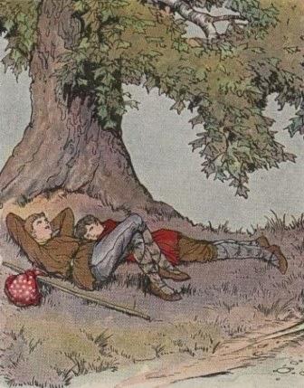 """Cerita Anak: """"Pohon Besar yang Rindang"""""""