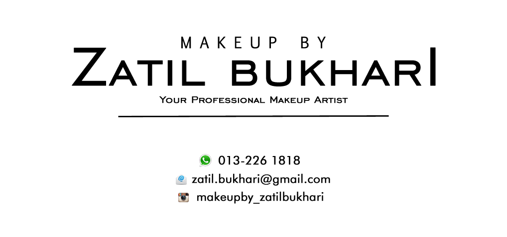 Makeup By Zatil Bukhari