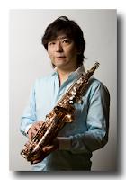 Sax Player Takahiro Miyazaki