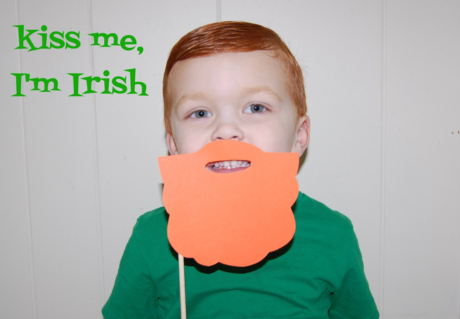 ... Leprechaun Beard | Recipes | Craft Tutorials | Fashion | Motherhood