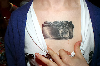 Camera Girls Tattoos Tattoos For Girls