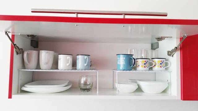 Color tripolar aprovecha el espacio en la cocina for Trastes de cocina