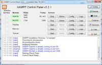 Installasi Framework Laravel, XAMPP dan Composer Artisan