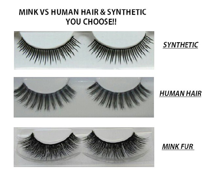 Synthetic Eyelashes Extensions 61