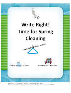 Developing Writing Skills Activities
