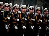 Russian Navy Honor guard