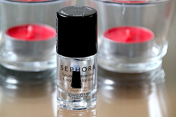 sephora soin ongles top coat avis test