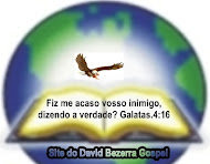 Site do David Bezerra Gospel