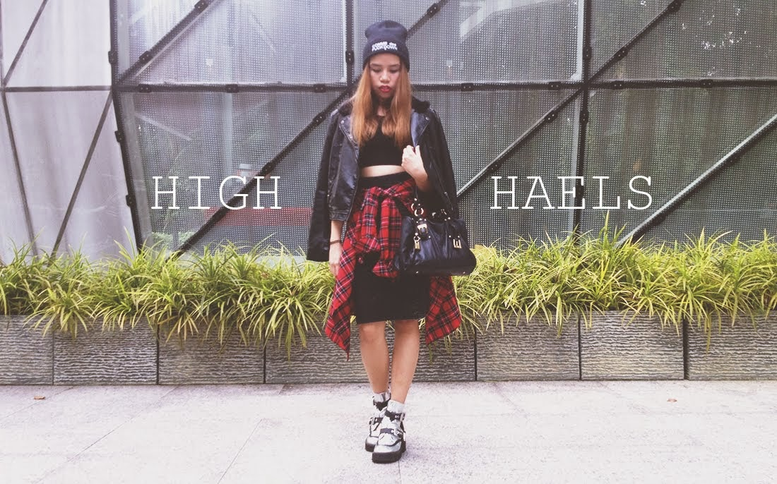high haels
