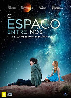 Filme Poster O Espaço Entre Nós