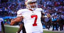 Kaepernick Proves To Be Cam's Kryptonite.